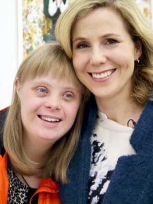 SciArt Inspiration: A World Without Downs Syndrome?